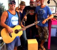 LIVE in de studio: de band Roadhouse