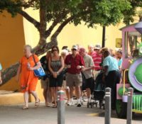Toeristenaantal stijgt ook in 2019