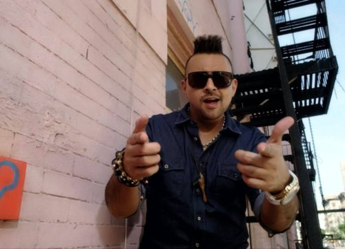 HEADER Sean Paul