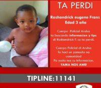 Broertje (3) van dood jongetje (5) op Aruba al dagen vermist