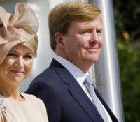 Koning en koningin bezoeken Bovenwindse eilanden