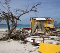 Dertig procent van bevolking Sint Maarten kampt met posttraumatische stressklachten na Irma