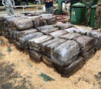 Van Speijk onderschept 1600 kilo cocaïne