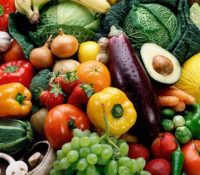 Cargoschip groente en fruit uit Dominicaanse Republiek