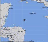 Aardbeving van 7.6 ter hoogte van Honduras
