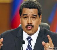 Maduro sluit grens nu voor onbepaalde tijd