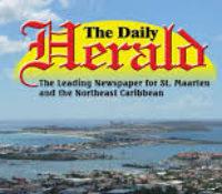 Enig overgebleven dagblad op Sint Maarten aan de rand van de afgrond