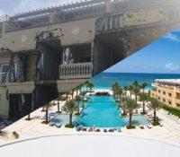 Toerismebureau Sint Maarten inspecteert de huidige staat van de hotels