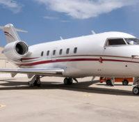 Er kan weer geboden worden op in beslag genomen luxe jet