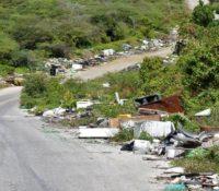 Selikor haalt weer dumpafval weg bij Shut en Ronde Klip