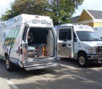Acht gewonden bij verkeersongevallen dinsdagochtend
