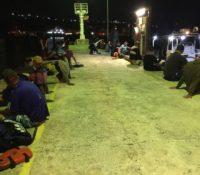 Kustwacht pakt 44 illegale Venezolanen op, 82 kilo cocaïne in beslag genomen