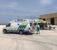 Kustwachthelikopter redt toeriste in nood in Christoffelpark