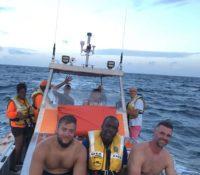 Citro brengt gestrande duikers veilig terug