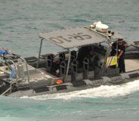 Kustwacht houdt boot met vermoedelijk drugs aan bij Aruba