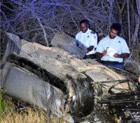 Drie gewonden bij ernstig verkeersongeluk