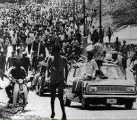 Opstand 30 mei 1969 herdacht