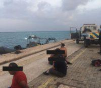 Opnieuw Venezolanen aangehouden door de Kustwacht
