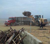 X-team grijpt in bij illegale vuilstort