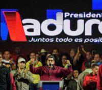 Maduro zoals verwacht herkozen bij presidentsverkiezingen Venezuela