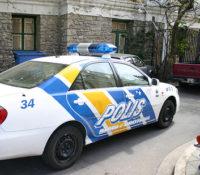 Overvallers nummerkantoor Julianadorp schieten op politie