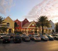 Veneto Holiday Beach Resort & Casino in zwaar weer