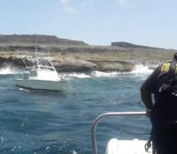 Kustwacht en Citro brengen duikers in veiligheid