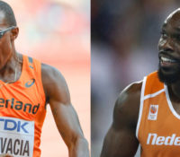 Martina en Bonevacia plaatsen zich op NK voor de Europese Kampioenschappen op de 200 meter