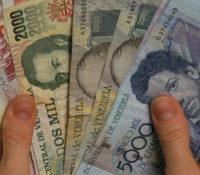 IMF voorspelt inflatie van een miljoen procent in Venezuela