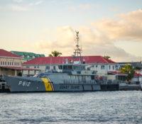Kustwacht Sint Maarten nog niet hersteld van schade door Irma