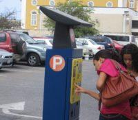 Winkeliers: parkeerproblemen in Punda nog steeds niet opgelost