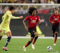 Succesvol debuut Chong bij eerste elftal Manchester United