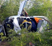 Dodelijk ongeluk op Bandabou door dronken bestuurder