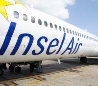 Vluchten Insel Air geannuleerd tussen 18 en 22 januari