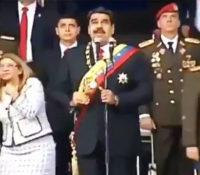Zes arrestaties na aanval met drones in Venezuela