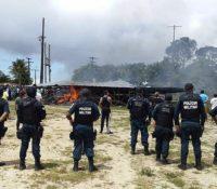 Braziliaanse militairen naar grensstad Pacaraima na agressie tegen Venezolanen