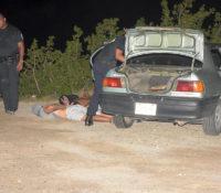 Zes overvallers na drie atrako's gearresteerd