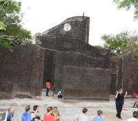 Hoogste punt 'Kathedraal van Doornen' gevierd