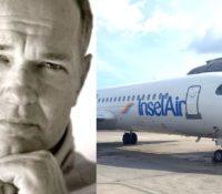 Lars de Brabander tijdelijk nieuwe bestuursvoorzitter Insel Air
