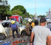 Dode na ernstig verkeersongeval