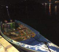 Boot met drugs onderschept door de Kustwacht