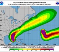 Massale evacuaties in Florida wegens naderende orkaan Michael