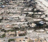 'Onvoorstelbare vernielingen' door hurricane Michael