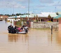 Trinidad en Tobago getroffen door ernstige overstromingen