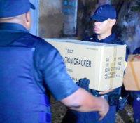 Gestolen vuurwerk uit Kruithuis teruggevonden bij huiszoekingen politie