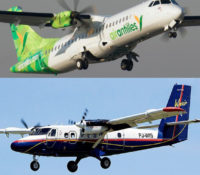 Samenwerking Air Antilles en Winair