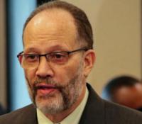 Rhuggenaath ontmoet secretaris-generaal Caricom