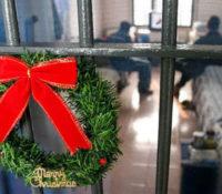 Groot kerstfeest dit jaar in de gevangenis