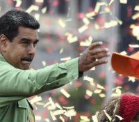 "Maduro wil de ""doorgedraaide minderheid"" verslaan"