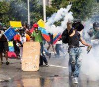 Vakbonden bijeen wat betreft humanitaire hulp aan Venezuela